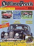 Oldtimer Praxis Nr. 09/2001 Der Ahnherr aller Barockengel BMW 501