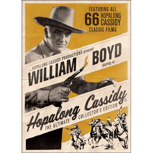 Hopalong Cassidy Ultimate Collector's Edition