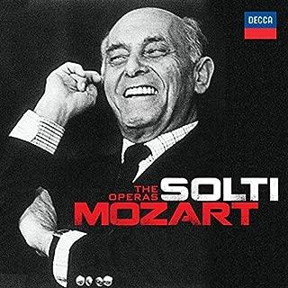 Solti: Mozart: The Operas