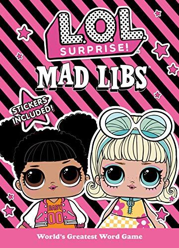 L.O.L. Surprise! Mad Libs