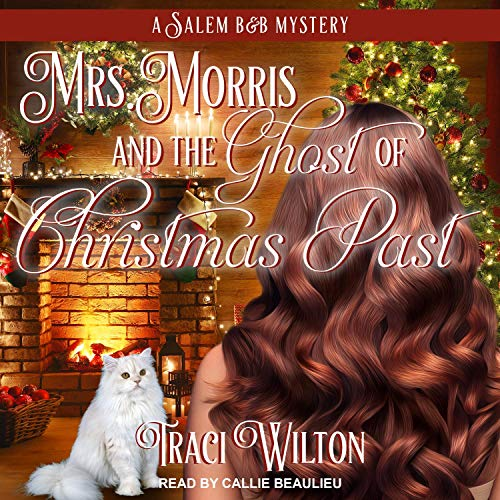 『Mrs. Morris and the Ghost of Christmas Past』のカバーアート