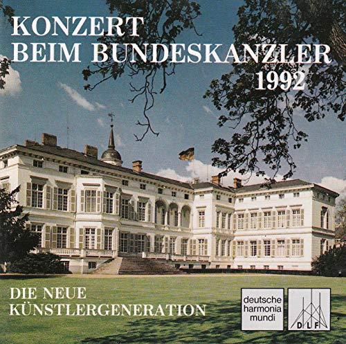 Konzert beim Bundeskanzler 1992 - Die neue Künstlergeneration