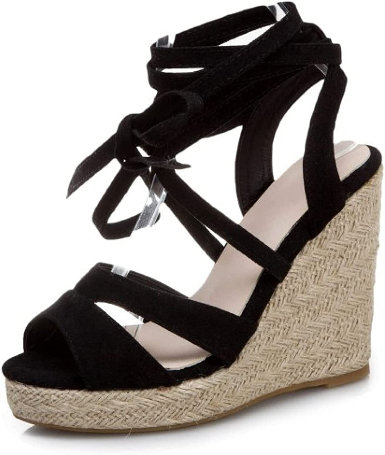 Platform Department store Sandal for Womens Weekly update Peep No Crossover Strappy Toe Stylish