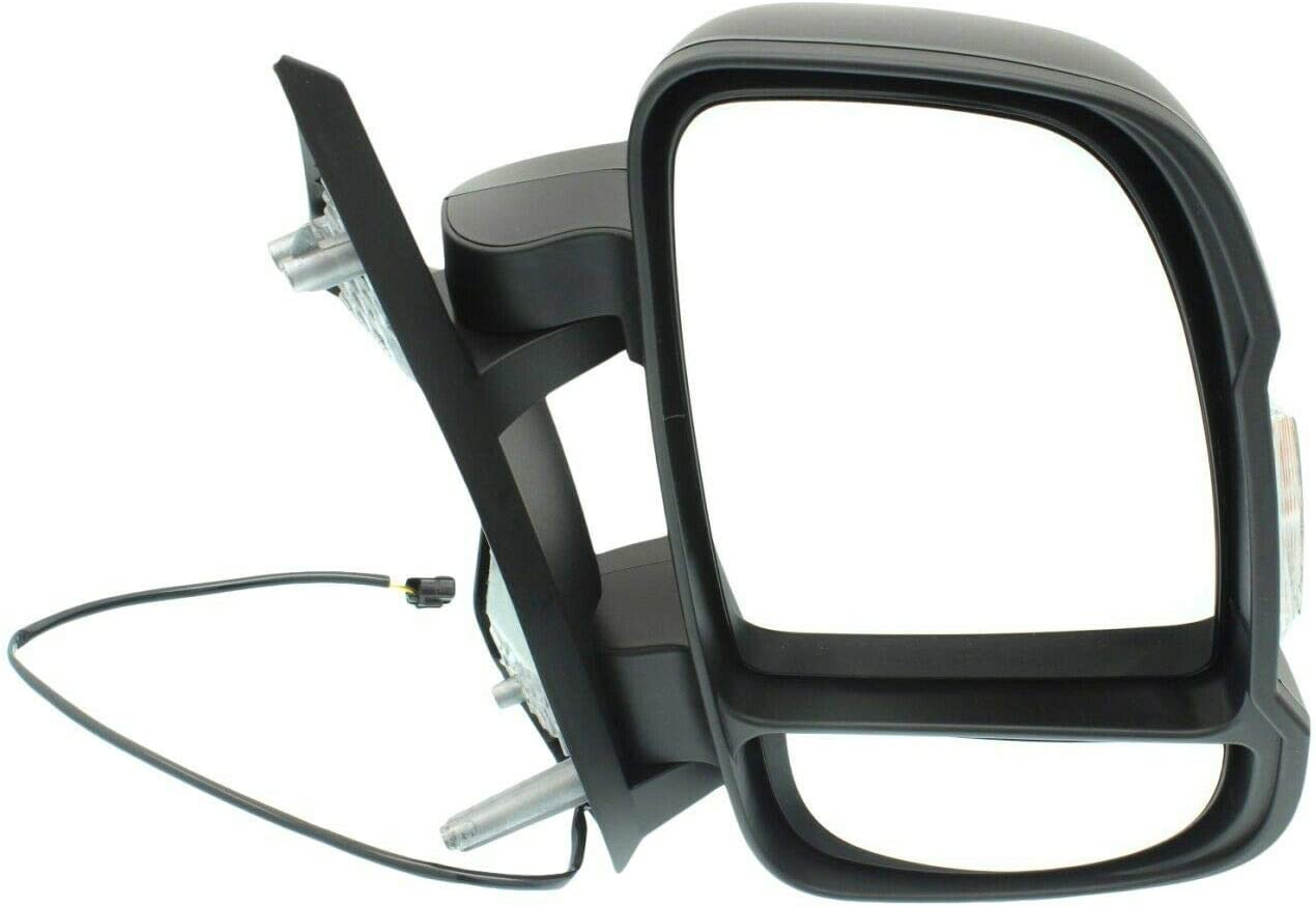 ZDK Mirror Passenger Right Phoenix Mall Side RH Compatible Max 75% OFF with Bas Hand 1500
