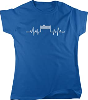 Volleyball Heartbeat Women's T-Shirt