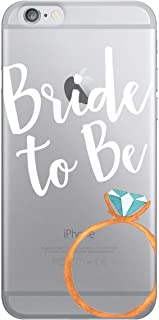 OTM Essentials Cell Phone Case for iPhone 8/7/6/6S Plus - Bride to Be White