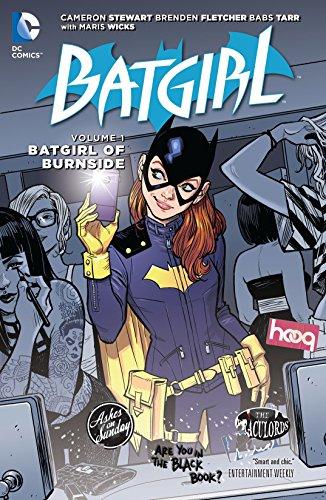 Batgirl (2011-2016) Vol. 1: The Batgirl of Burnside (English Edition)