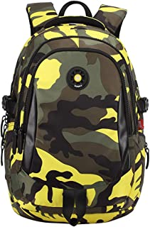 Student School Bag Boys Backpack Daypack Daily Use and Outdoor Activities