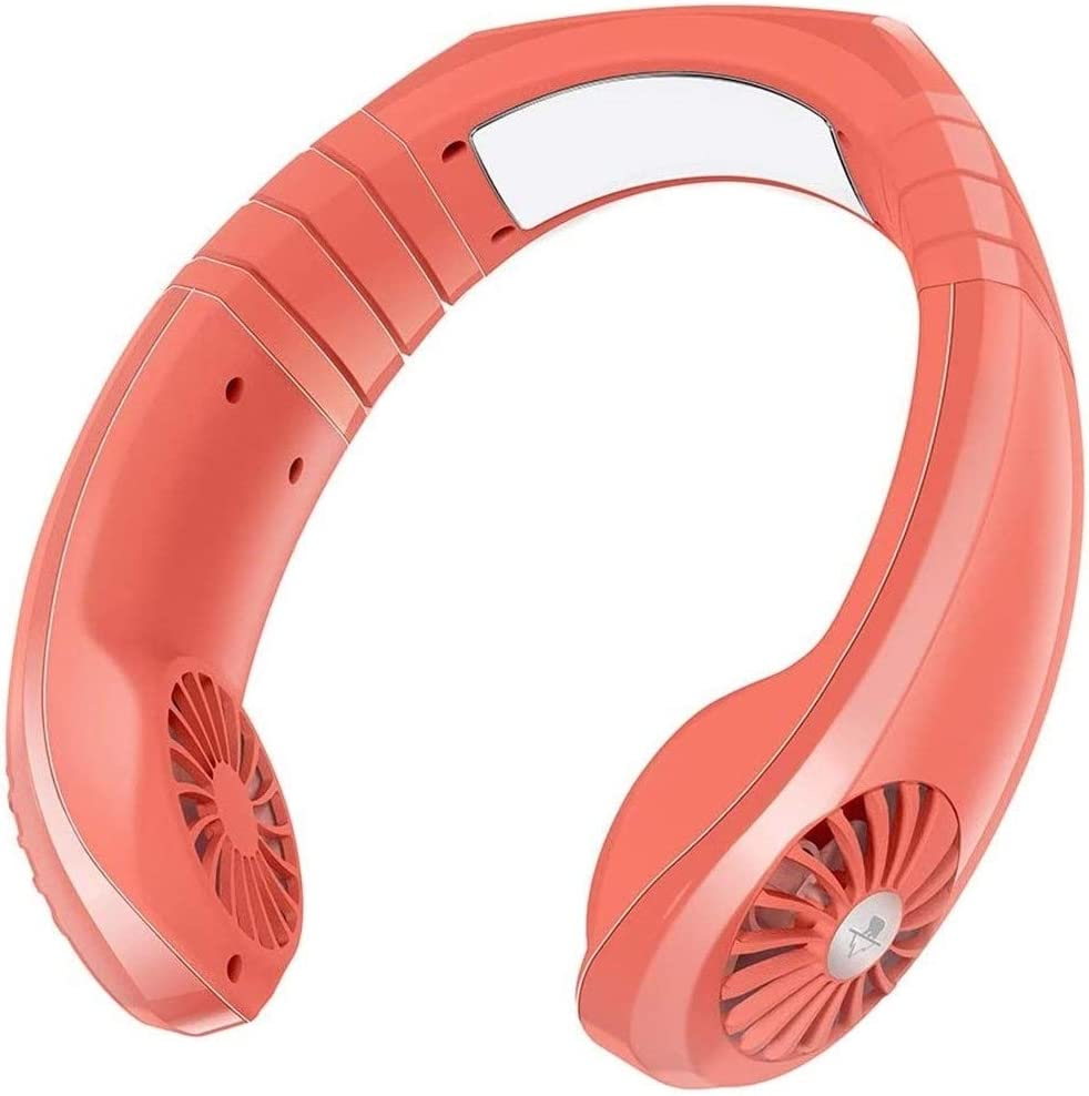 Hanging Neck Choice Fan Portable Headphone Aluminu All items free shipping Cold Fans Adopt Type
