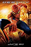 MCPosters Marvel Spider-Man Two Toby McQuire GLOSSY FINISH Movie Poster - MCP417 (24' x 36' (61cm x 91.5cm))