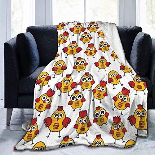 Manta de forro polar de 156 x 200 cm, manta de lujo de felpa suave, mantas y mantas de TV reversibles, fácil cuidado, otoño invierno y primavera