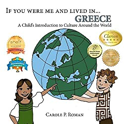 Girl Scout Thinking Day | Greece | books about Greece for kids