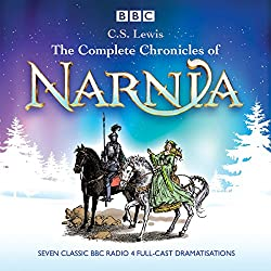 Complete Chronicles Of Narnia x14 CDs