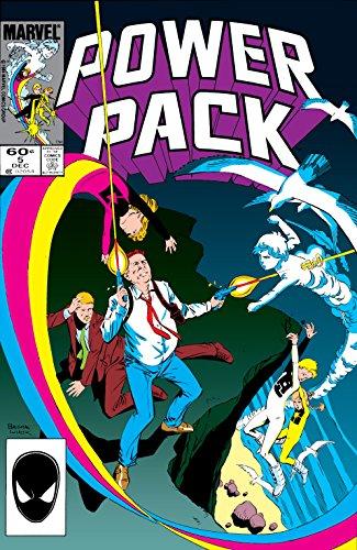 Power Pack (1984-1991) #5 (English Edition) eBook: Simonson ...