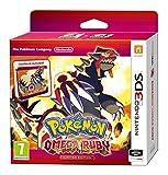 Pokémon Rubis Oméga + Steelbook Pokémon Rubis Omega - édition limitée