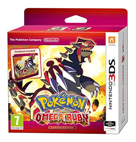 Pokemon Omega Rubin (Steelbook)