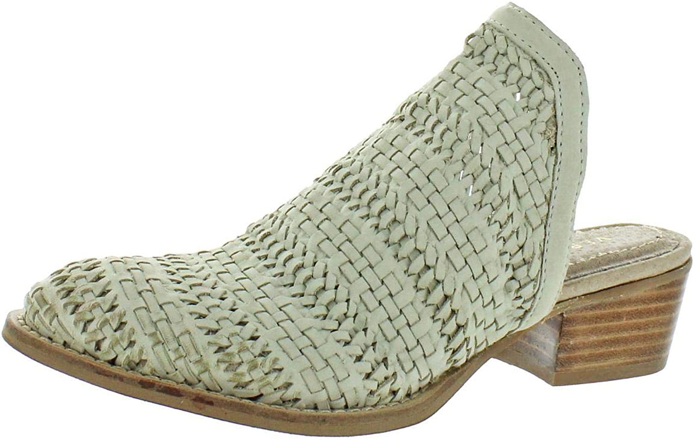 Very Volatile Women's Alejandra Woven Mules Ivory Size 7