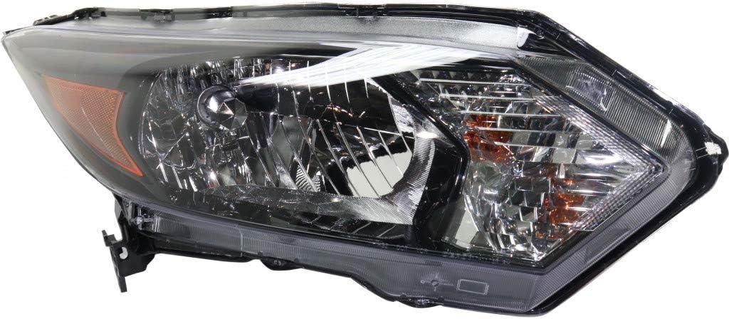 Mail order For Honda Bargain HR-V Headlight Assembly 2016 Passenger 2018 2017 Side