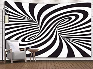 Best black and white spiral wallpaper Reviews