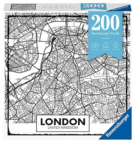 Ravensburger Puzzle 12963 Big City Life - 200 Teile Puzzle für Erwachsene und Kinder ab 14 Jahren