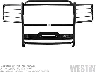 Westin 40-93545 Sportsman Black Winch Mount Grille Guard