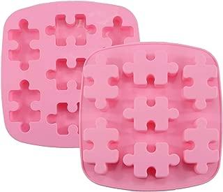 puzzle piece soap mold