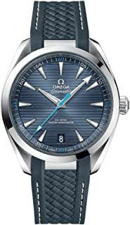 Seamaster Aqua Terra Automatic Movement Blue Dial Men's Watches 220.12.41.21.03.002