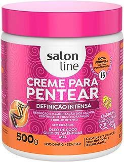 Creme para Pentear - Definição Intensa, 500 gr, Salon Line, Salon Line