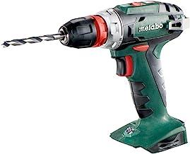 Metabo BS 18 Quick drill Sin llave Verde 1,3 kg - Taladro eléctrico (1 cm, 2 cm, 48 Nm, 24 Nm, 450 RPM, 1600 RPM)