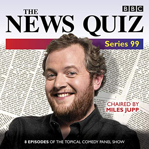 The News Quiz: Series 99     The Topical BBC Radio 4 Comedy Panel Show              De :                                                                                                                                 BBC Radio Comedy                               Lu par :                                                                                                                                 full cast,                                                                                        Miles Jupp                      Durée : 4 h     Pas de notations     Global 0,0