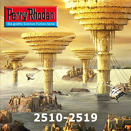 Perry Rhodan, Sammelband 12 audiobook cover art