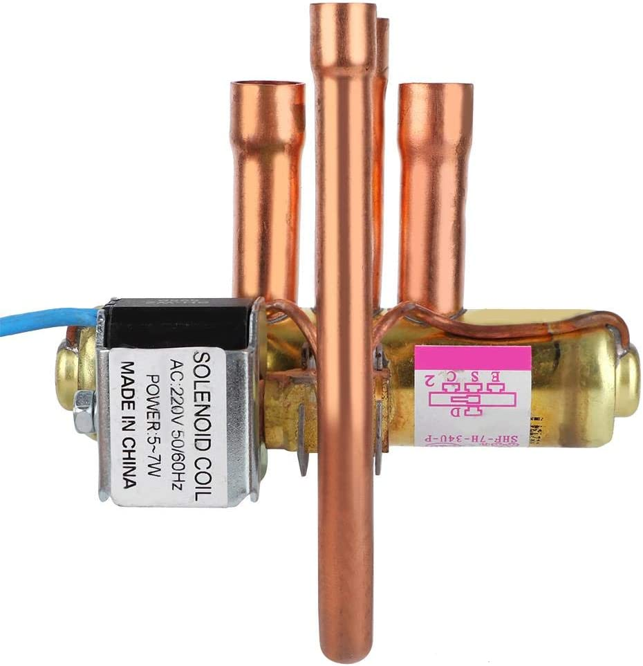Jadpes Ac FourWay Fort Worth Mall Valve Air SEAL limited product Conditioning Valv Reversing