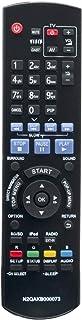 New N2QAKB000073 Remote Control fit for Panasonic Blu-ray Disc Home Theater Sound System SC-BT200 SA-BT200 SC-BT205 SA-BT2...