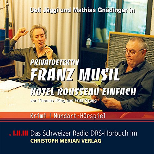 Hotel Rousseau einfach audiobook cover art