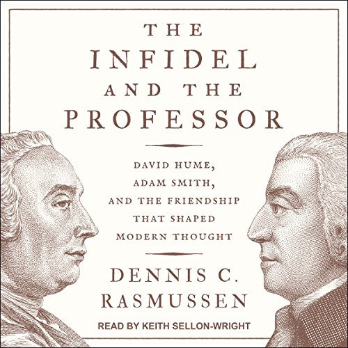 The Infidel and the Professor audiobook cover art