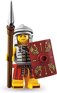 LEGO Minifigures Series 6 Roman Soldier COLLECTIBLE Figure No Hesitation tough Strength