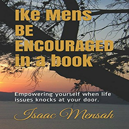 Ike Mens Be Encouraged in a Book audiobook cover art