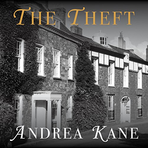 The Theft cover art