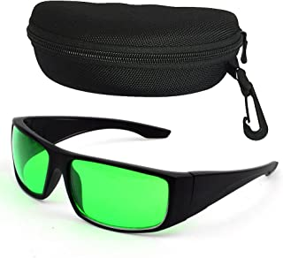 Esbaybulbs Gafas Protectoras de Crecer Luces Protecciones