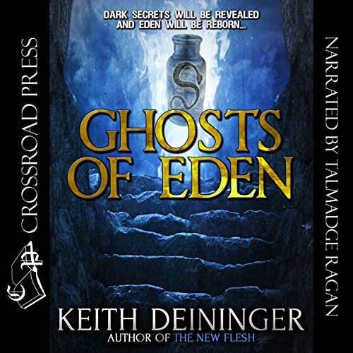 Ghosts of Eden audiobook cover art