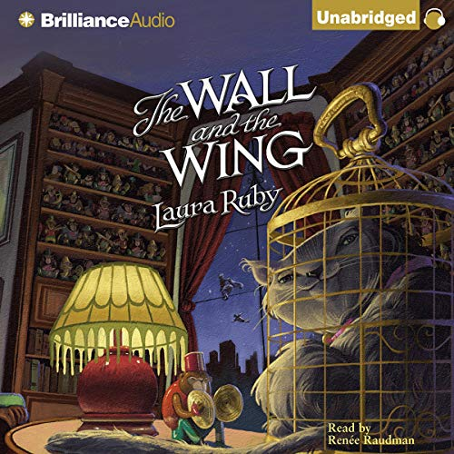 The Wall and the Wing audiobook cover art