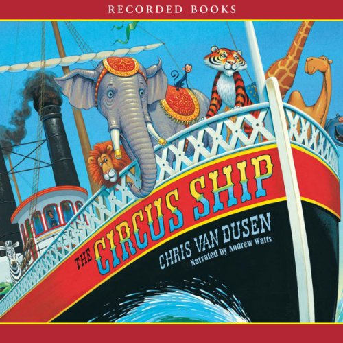 The Circus Ship audiobook cover art