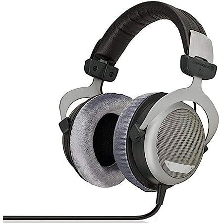 Beyerdynamic Dt 880 Edition 32 Ohm Over Ear Stereo Kopfhörer Halboffene Bauweise Kabelgebunden High End Für Tablet Und Smartphone Musikinstrumente