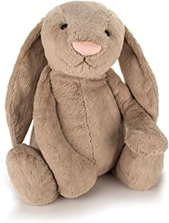 Jellycat Bashful Beige Bunny, Really Really Big, 50 inches