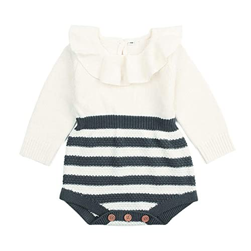 cb538b0bb Baby Knitted Romper  Amazon.co.uk