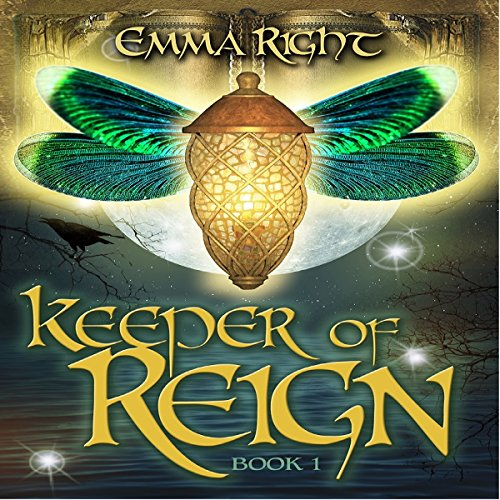 Keeper of Reign audiobook cover art