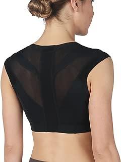 IntelliSkin Womens Essential Bra - Posture Correcting Sports Bra + Smart Compression
