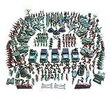 Black Temptation Giocattolo per Bambini Soldatini di plastica Regali Sand Model Toy Cars / Trucks / Tank-301PC