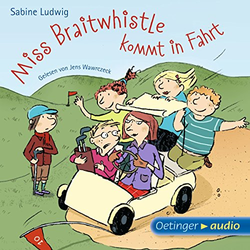Miss Braitwhistle kommt in Fahrt cover art