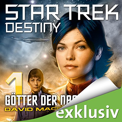 Star Trek Destiny 1: Götter der Nacht cover art